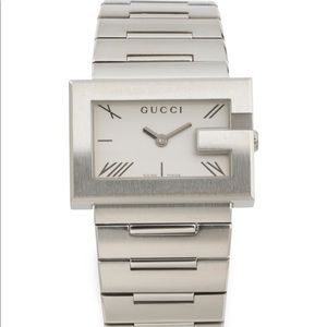 PRICE DROP NWT GUCCI Swiss Made Rectangle Watch
